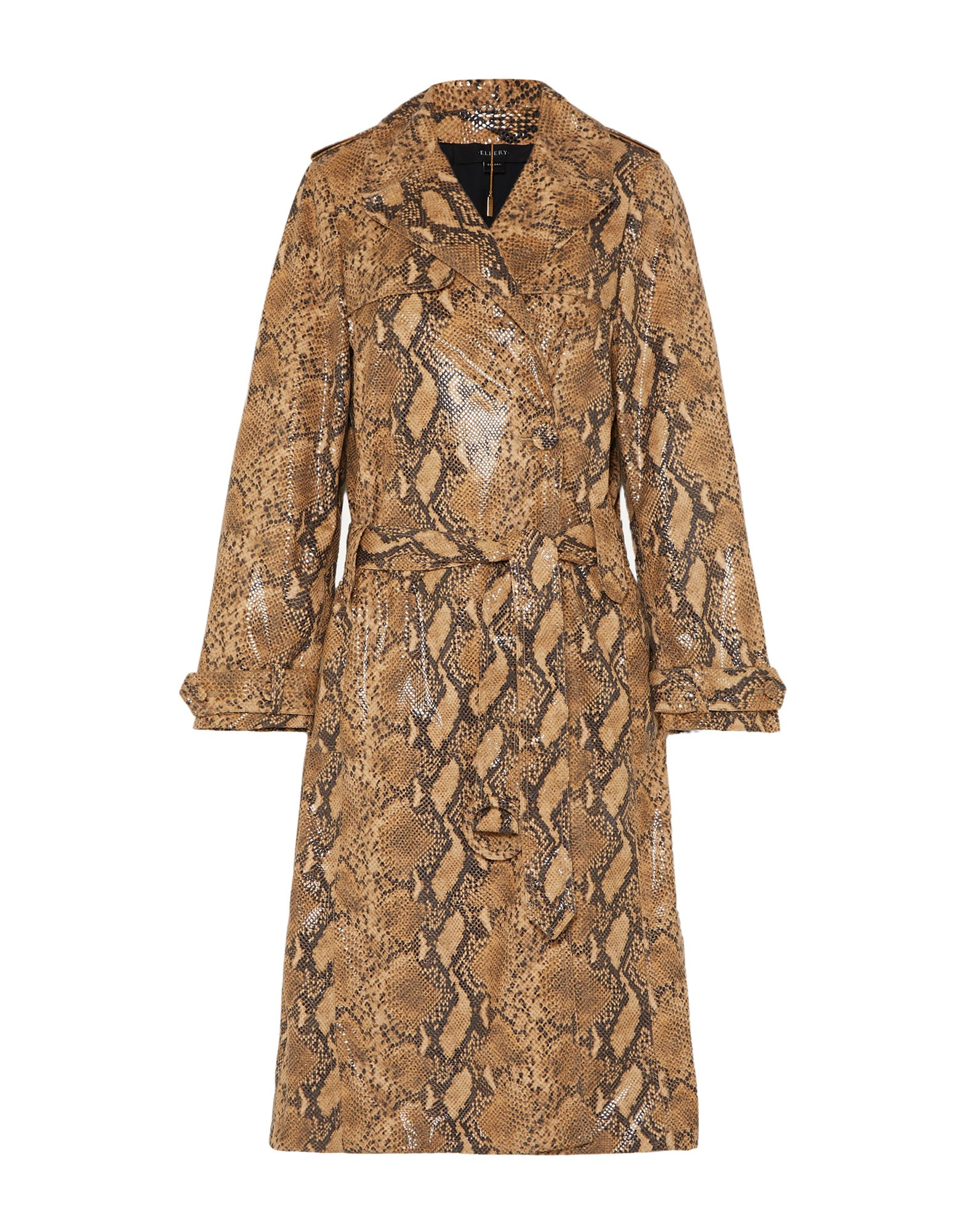 ELLERY Легкое пальто