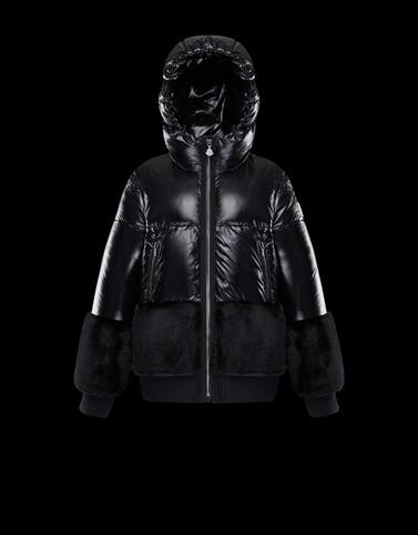LOGODEC Черный Категория Короткая верхняя одежда Для Женщин