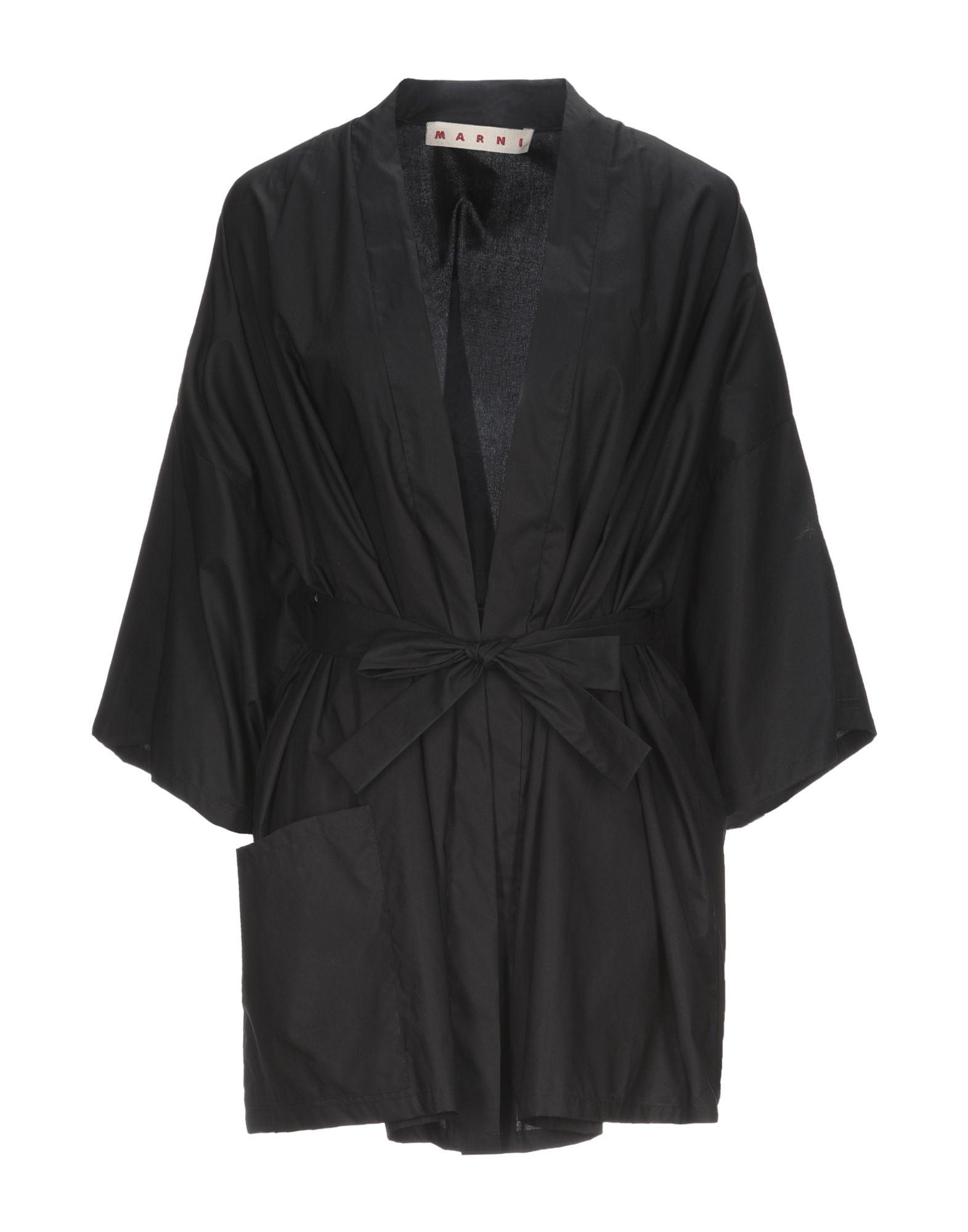 MARNI Легкое пальто mantù легкое пальто