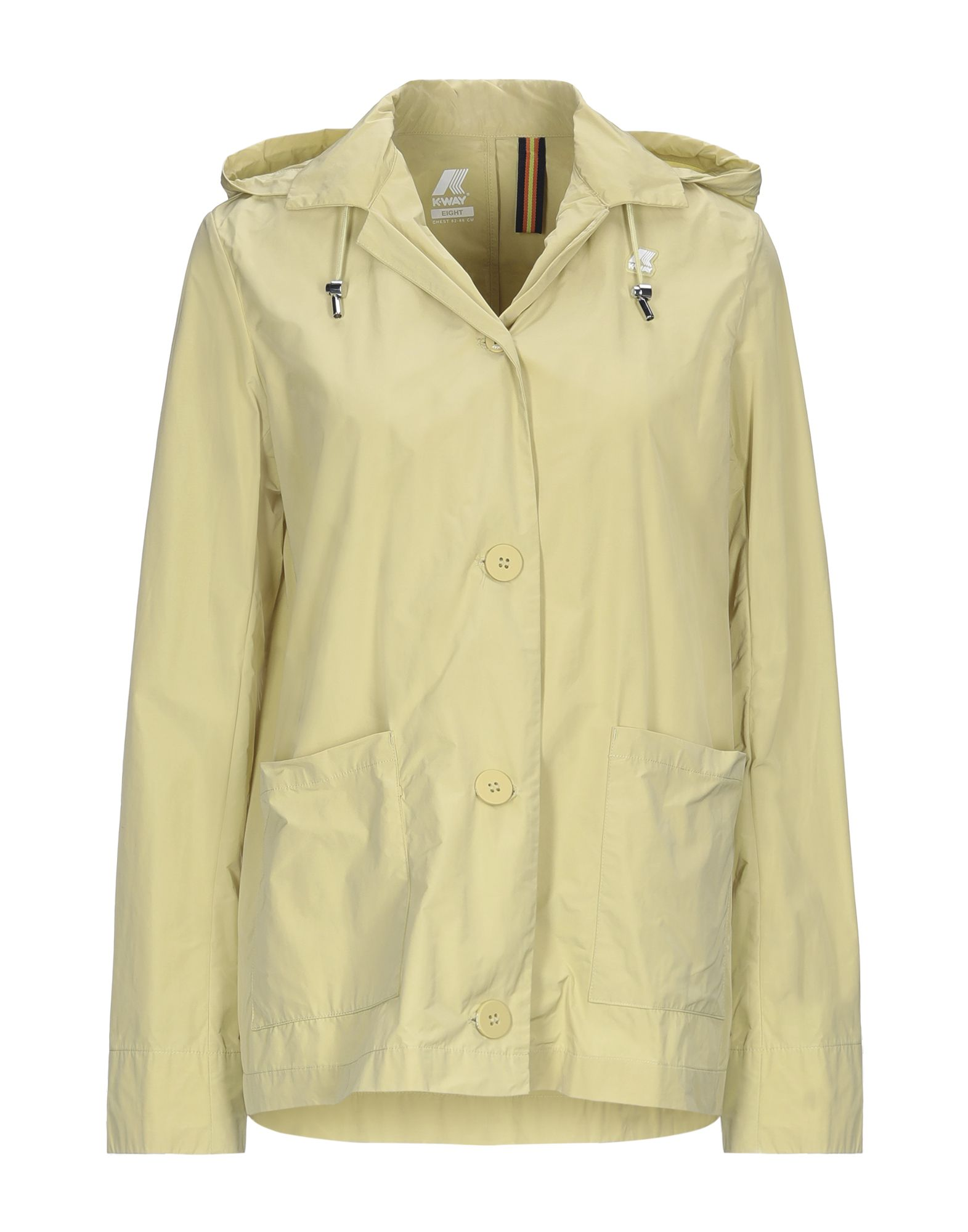 K-WAY Легкое пальто