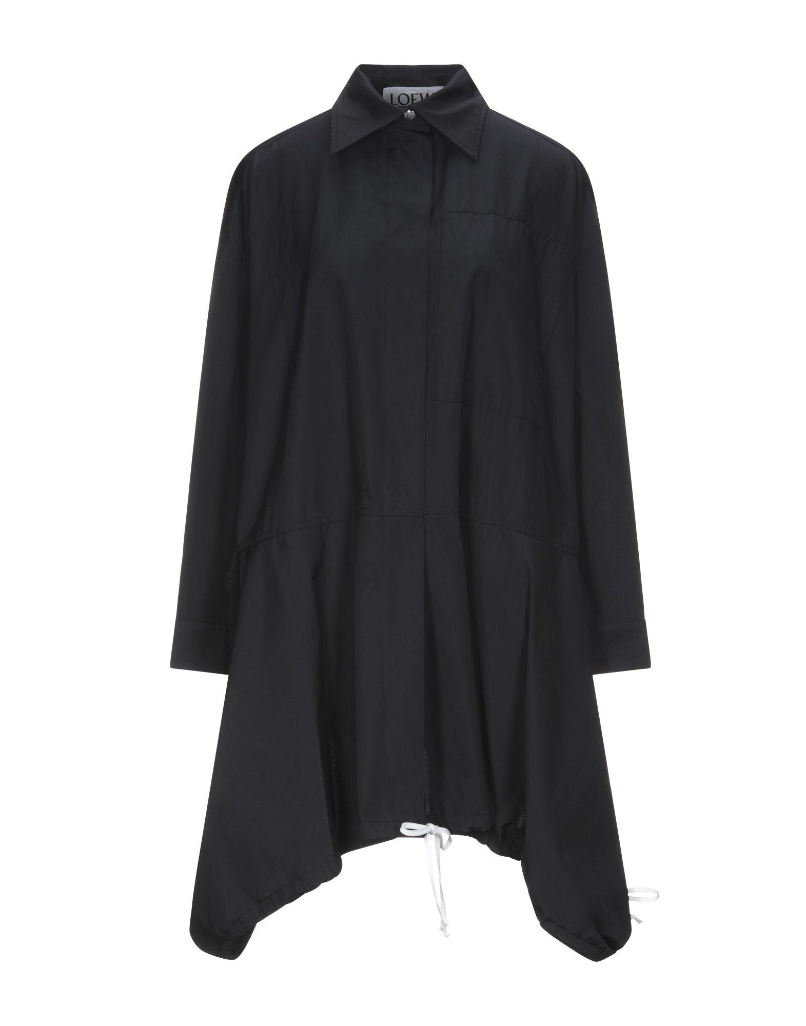 LOEWE Легкое пальто nanushka легкое пальто