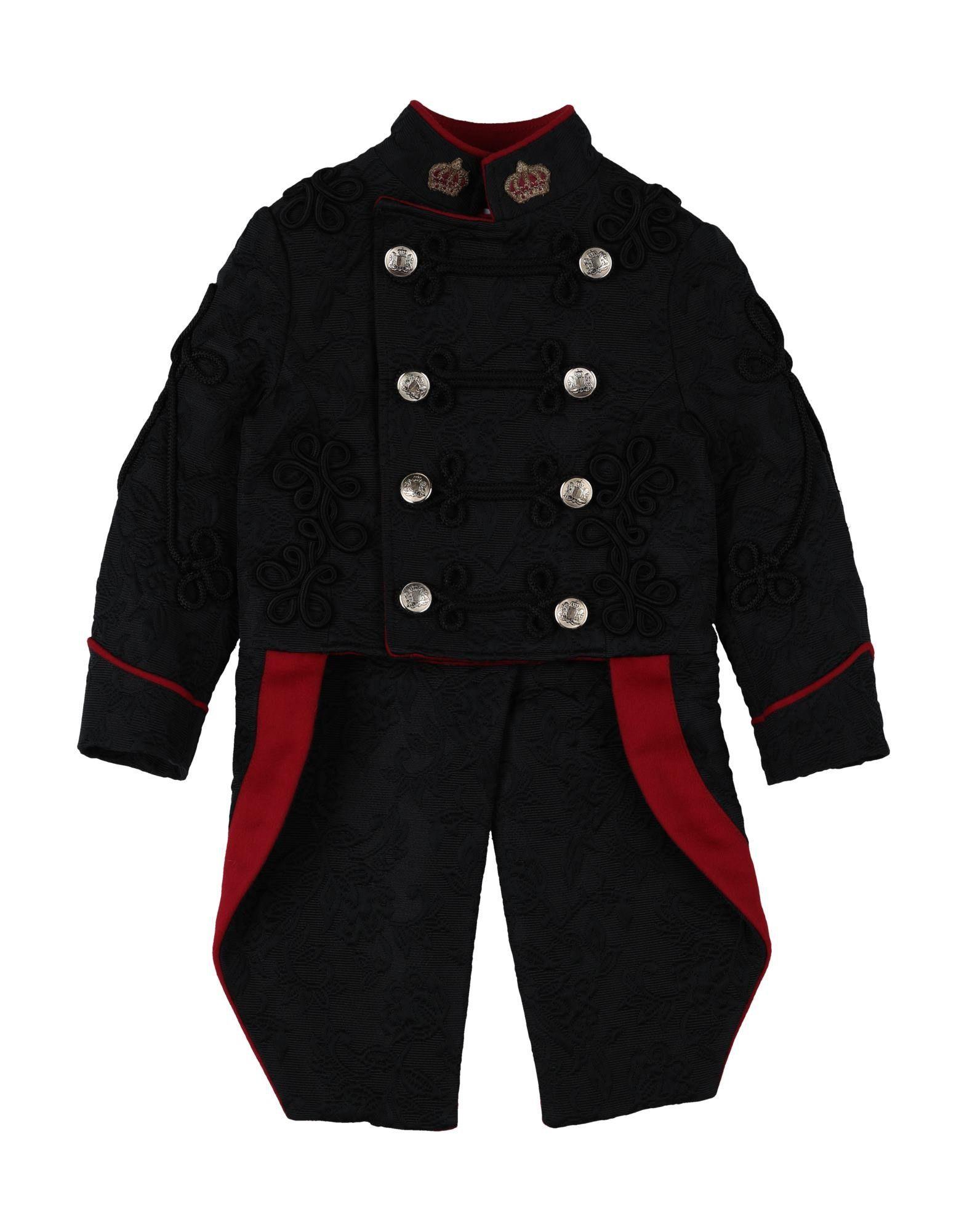 Dolce & Gabbana Kids' Suit Jackets In Black