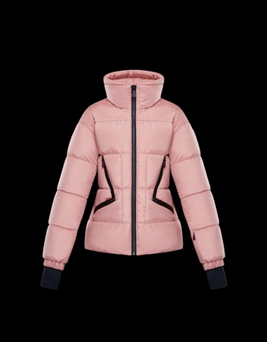 DIXENCE Pink Category Short outerwear Woman
