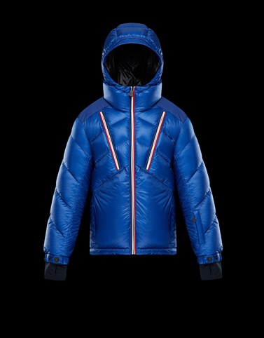 ARNENSEE Blue Category Short outerwear Man
