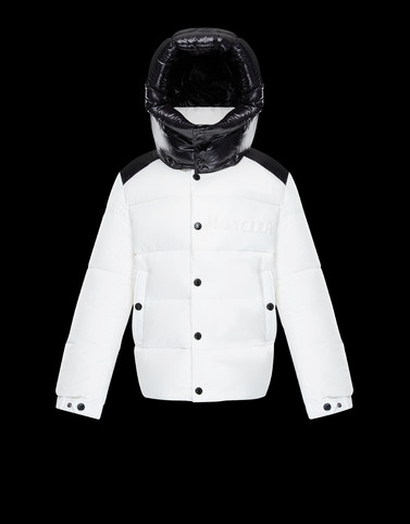 AUBRAC White Category Short outerwear Man