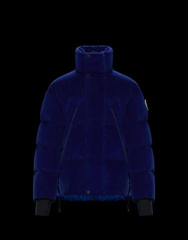 ANTAGNOD Bright blue Grenoble Jackets and Down Jackets Man