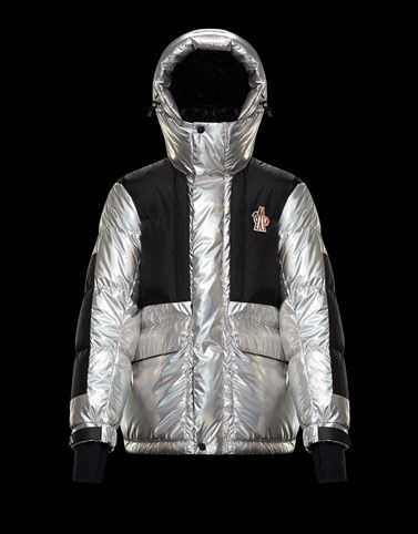 BREUIL Silver Grenoble Jackets and Down Jackets Man