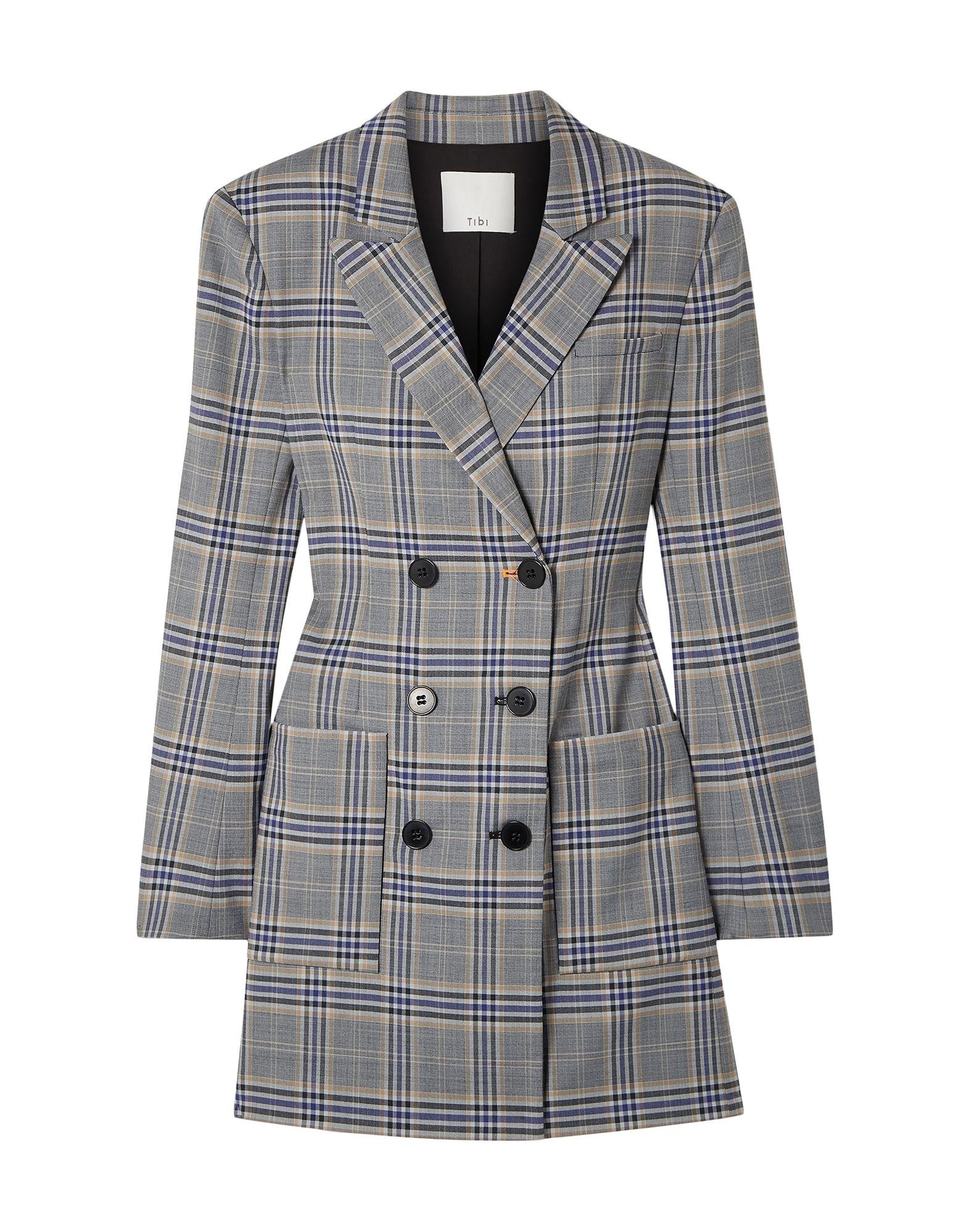 TIBI Легкое пальто nanushka легкое пальто