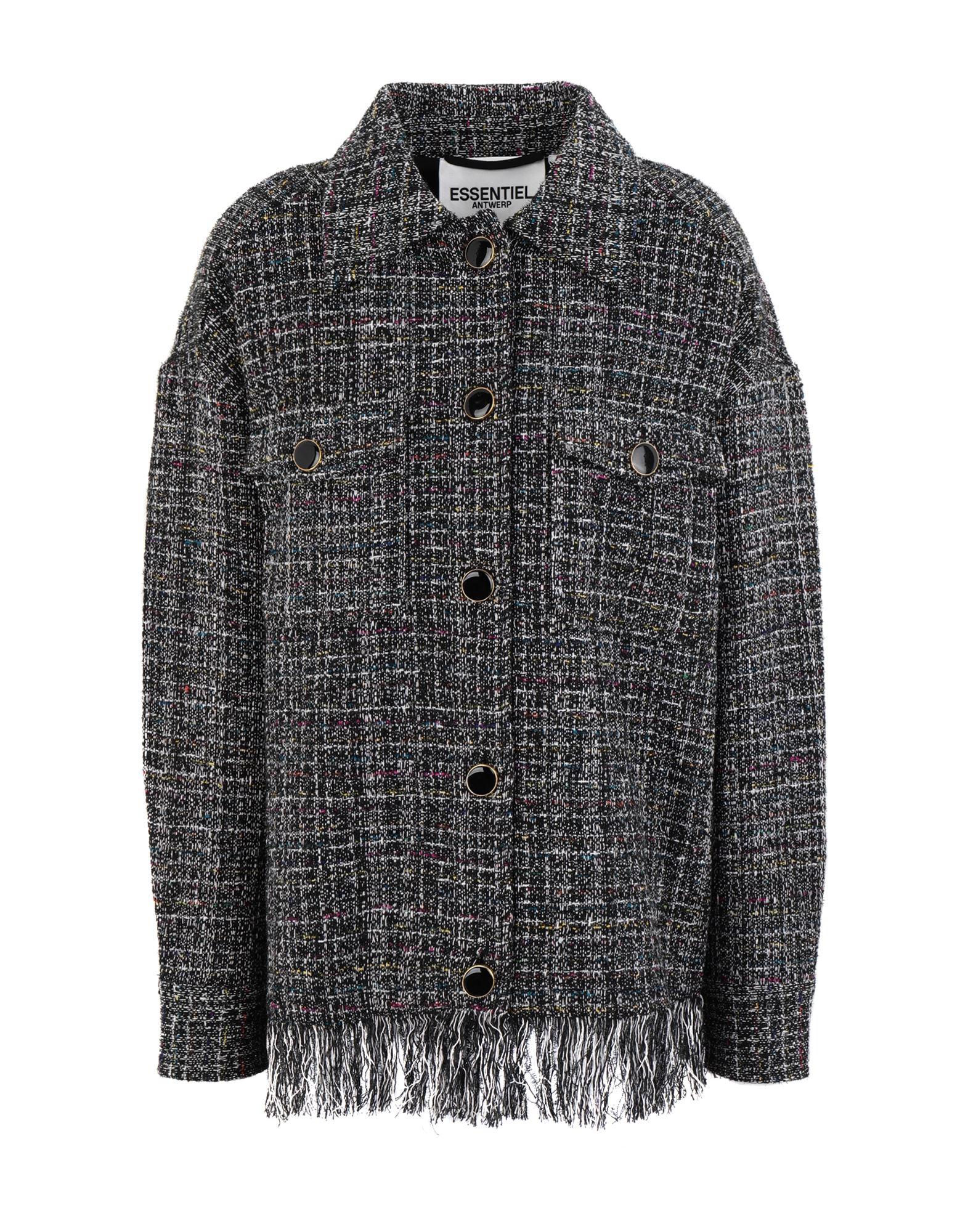 ESSENTIEL ANTWERP Overcoats - Item 41997023
