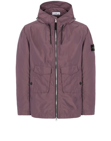 STONE ISLAND 41122 MICRO REPS  Jacket Man Dark Burgundy USD 565