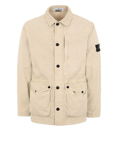 STONE ISLAND  439WN T.CO 'OLD' 	 Jacket Man Sand EUR 519