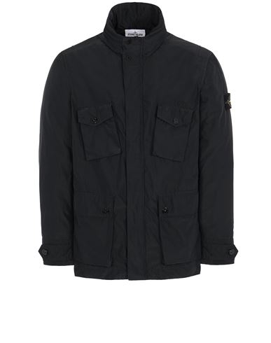 STONE ISLAND 40922 MICRO REPS  Jacket Man Black USD 605