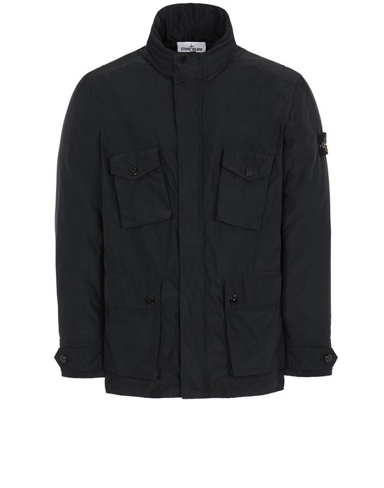 Jacket Man 40922 MICRO REPS Front STONE ISLAND