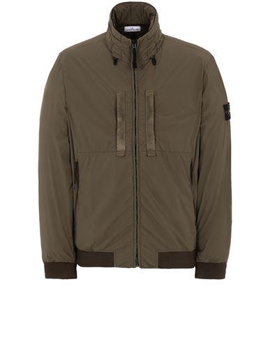 STONE ISLAND 42631 SKIN TOUCH NYLON-TC  Jacket Man Olive Green USD 874