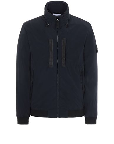STONE ISLAND 42631 SKIN TOUCH NYLON-TC  Jacket Man Blue USD 874