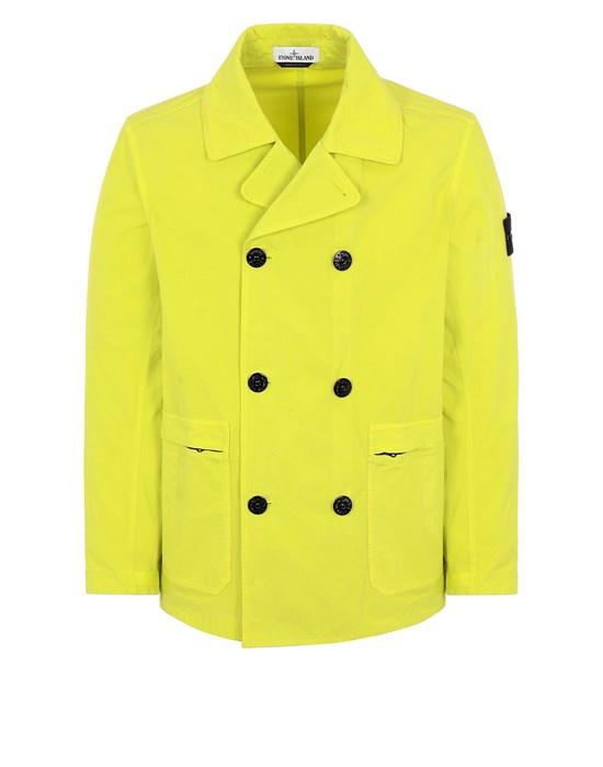 STONE ISLAND 41421 COTTON/CORDURA®  Jacket Man Pistachio Green