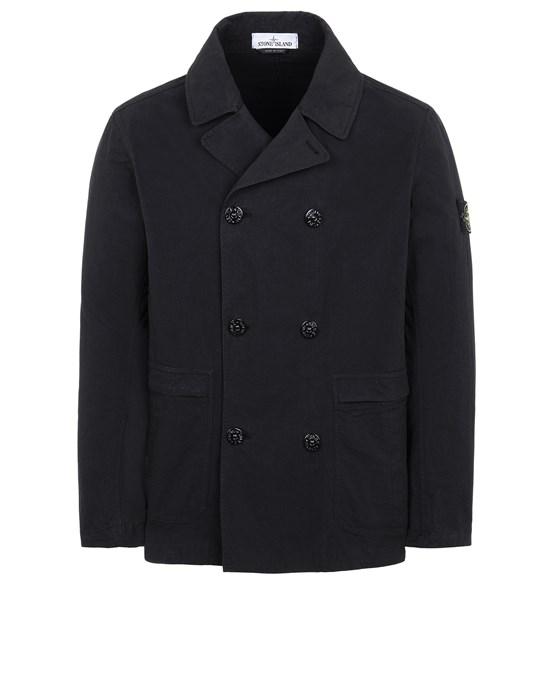 Jacket Man 41421 COTTON/CORDURA® Front STONE ISLAND