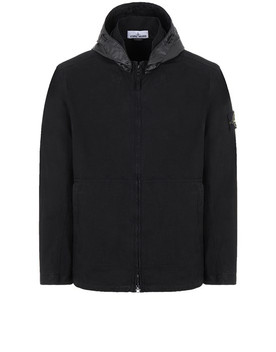 Jacket Man 41521 COTTON/CORDURA® Front STONE ISLAND