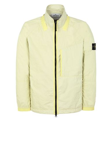 STONE ISLAND 40323 MEMBRANA 3L TC Jacket Man Lemon USD 564