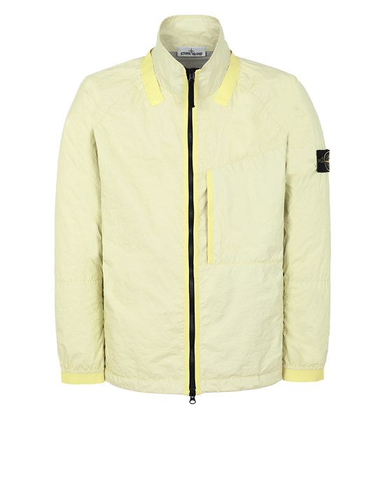 STONE ISLAND 40323 MEMBRANA 3L TC Jacket Man Lemon