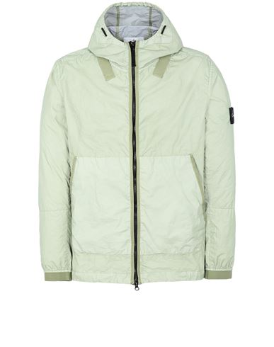 STONE ISLAND 40523 MEMBRANA 3L TC Jacket Man Light Green EUR 595