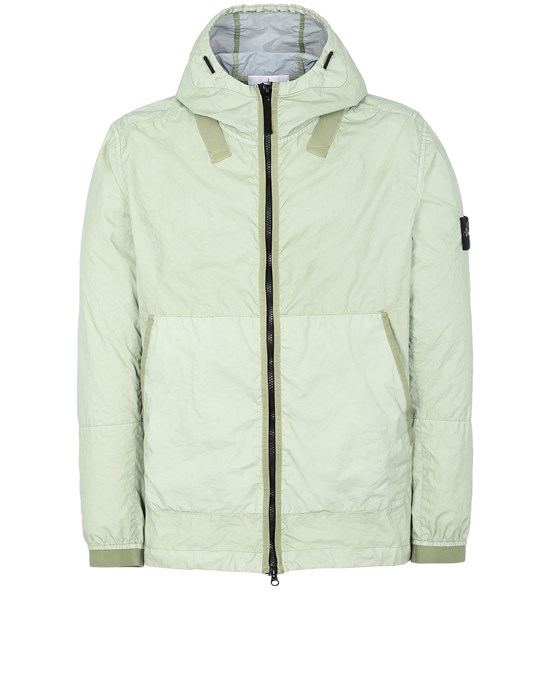 STONE ISLAND 40523 MEMBRANA 3L TC Jacket Man Light Green