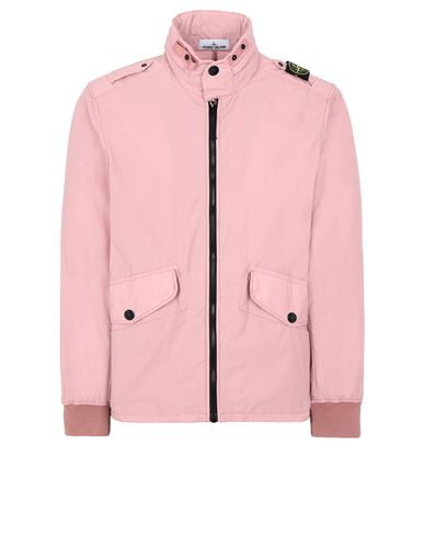 STONE ISLAND 41932 NASLAN LIGHT WATRO Jacket Man Pink Quartz EUR 593