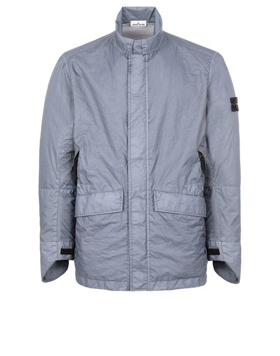 STONE ISLAND 40423 MEMBRANA 3L TC Jacket Man Pastel Blue