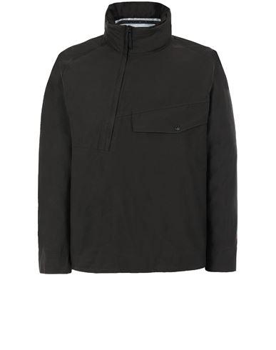 STONE ISLAND 443X1 STONE ISLAND MARINA<br>JACQUARD MARINA 3L  Jacket Man Black EUR 1255