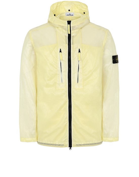 STONE ISLAND 43034 LUCIDO-TC_PACKABLE  PACKABLE JACKET Man Lemon
