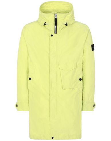 STONE ISLAND 70222 MICRO REPS  Mid-length jacket Man Pistachio Green USD 733