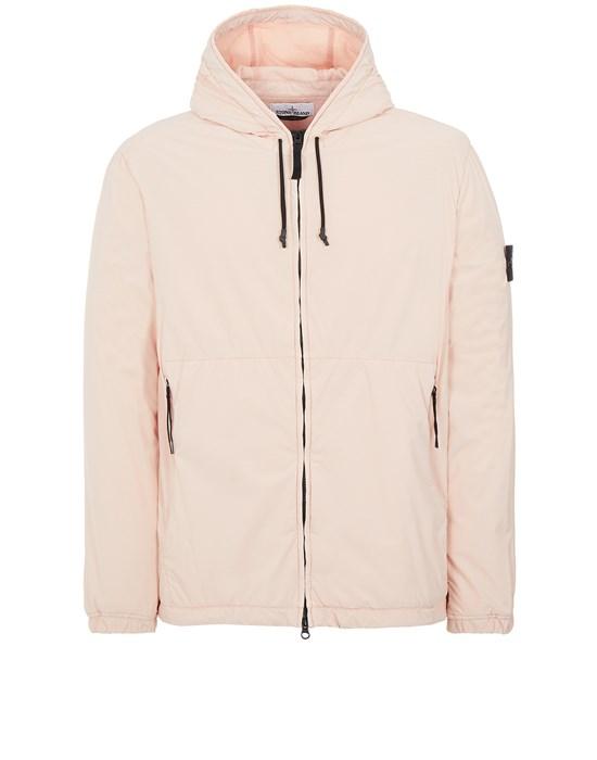STONE ISLAND 42731 SKIN TOUCH NYLON-TC Jacket Man Pastel pink