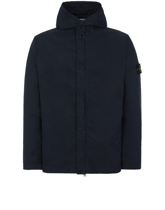 STONE ISLAND 43333 NYLON BATAVIA-TC Jacket Man Blue