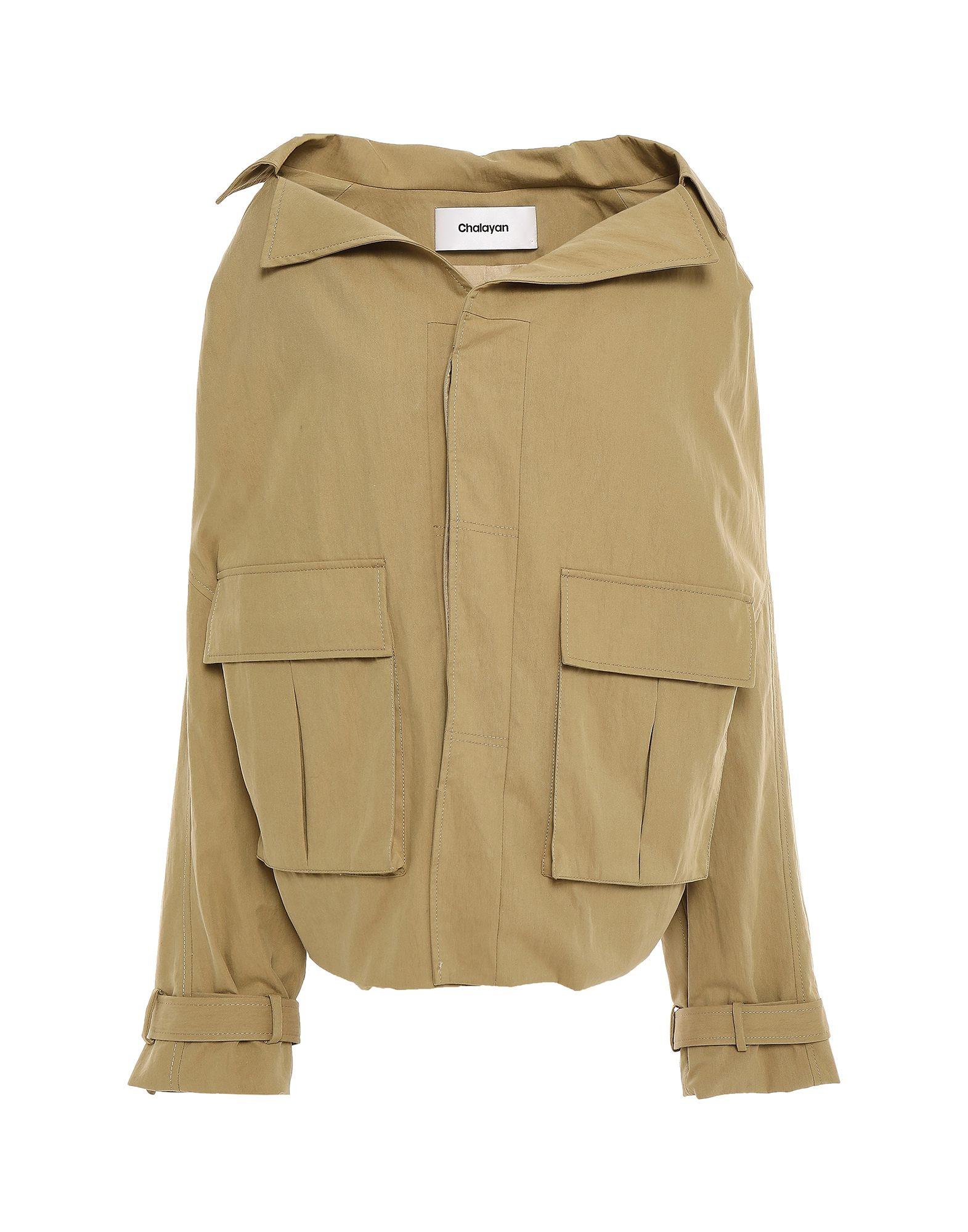 CHALAYAN Куртка