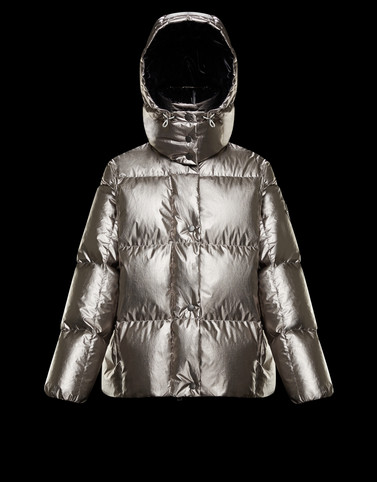 PARANA Silver Category Short outerwear Woman