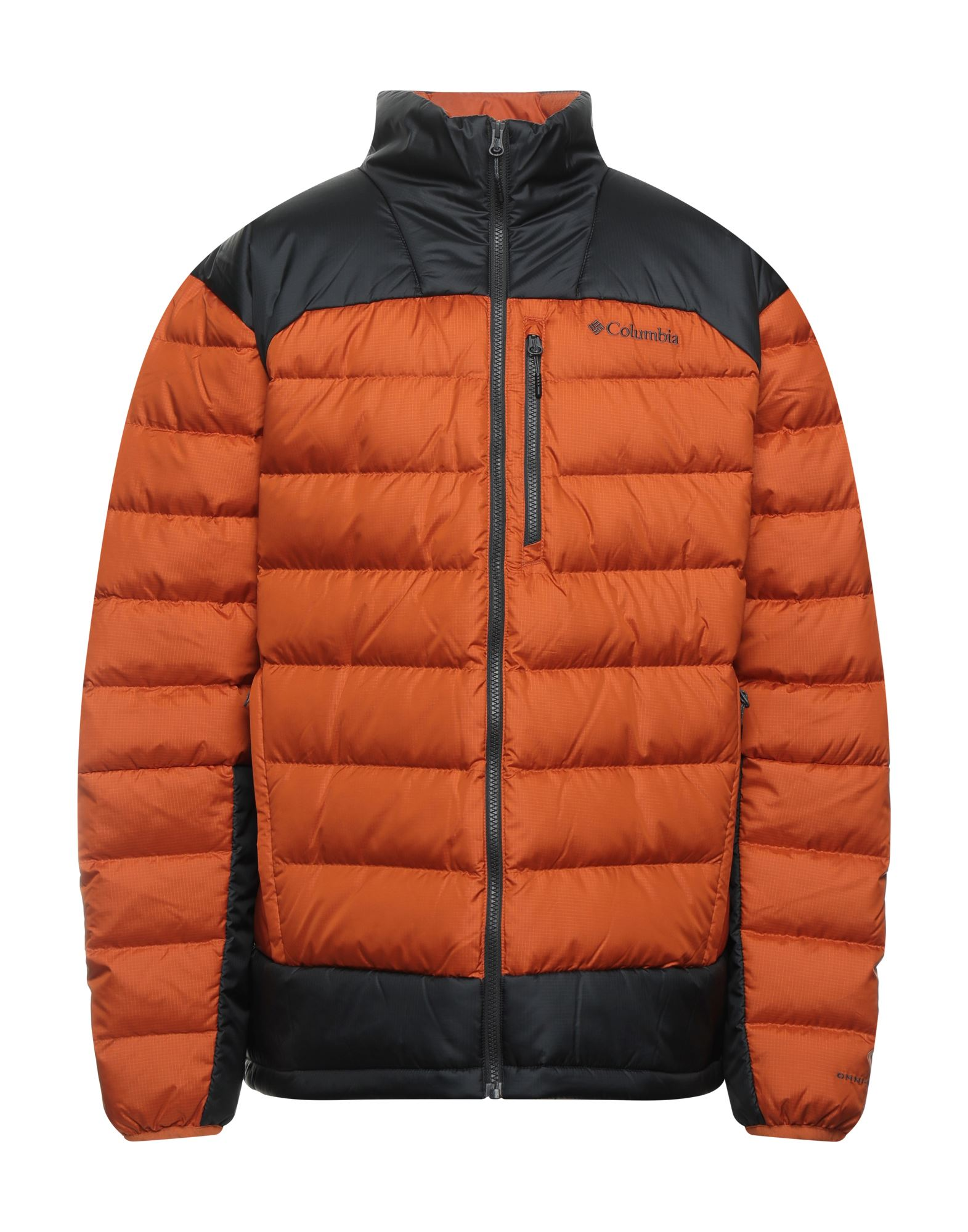《セール開催中》COLUMBIA メンズ ダウンジャケット オレンジ XXL ポリエステル 100% Autumn Park Down Jacket
