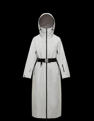 TACONET White Jackets & Parkas Woman