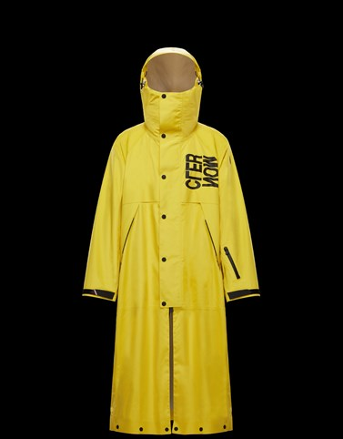VERDONNE Yellow Jackets & Parkas Man
