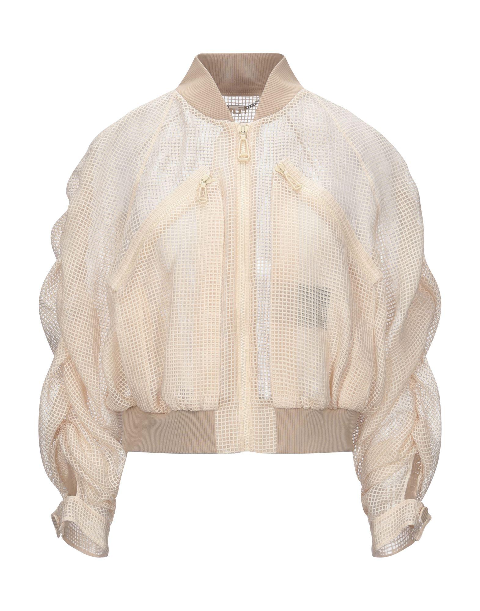 FENDI Куртка fendi children кожаная куртка