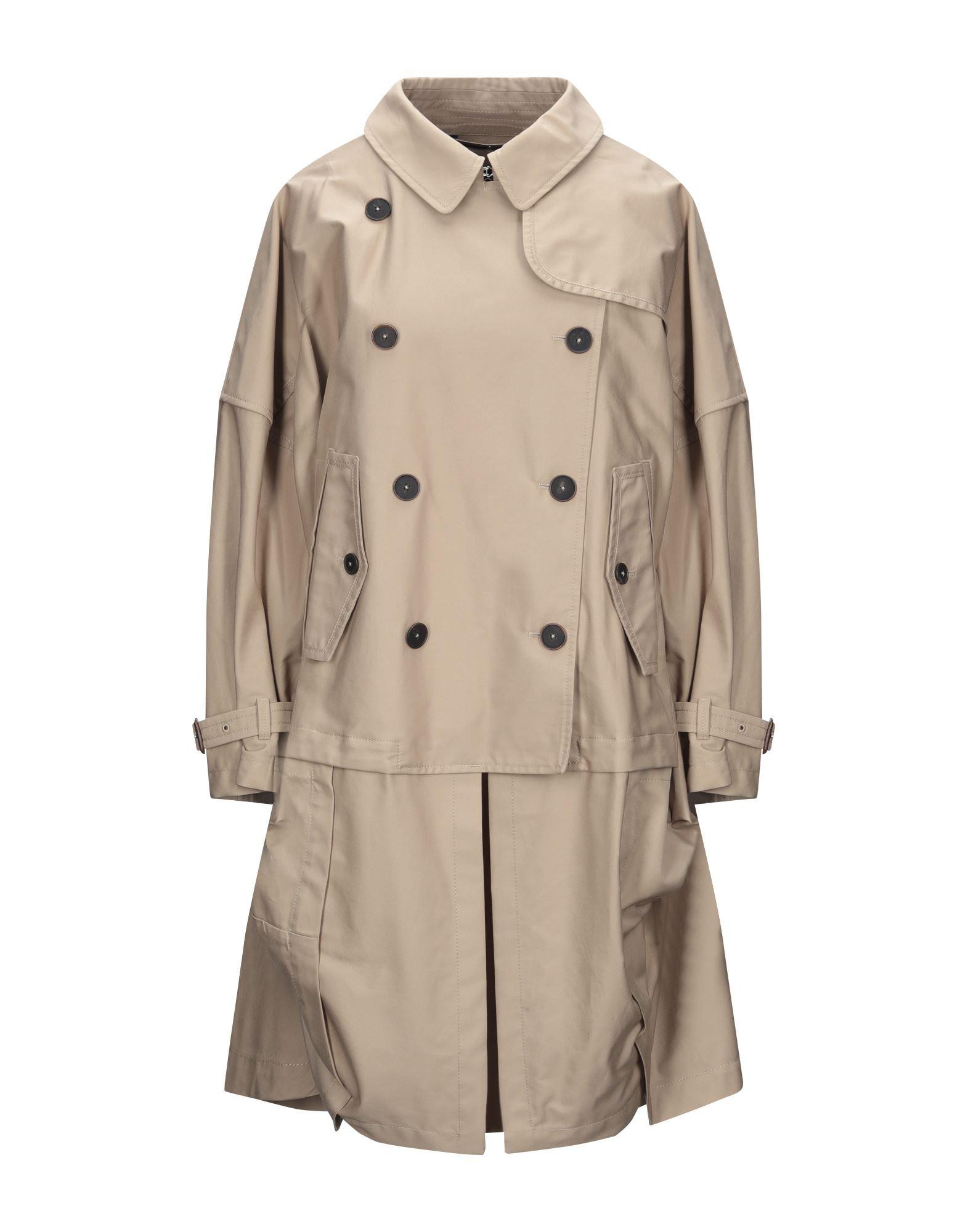 HIGH Легкое пальто