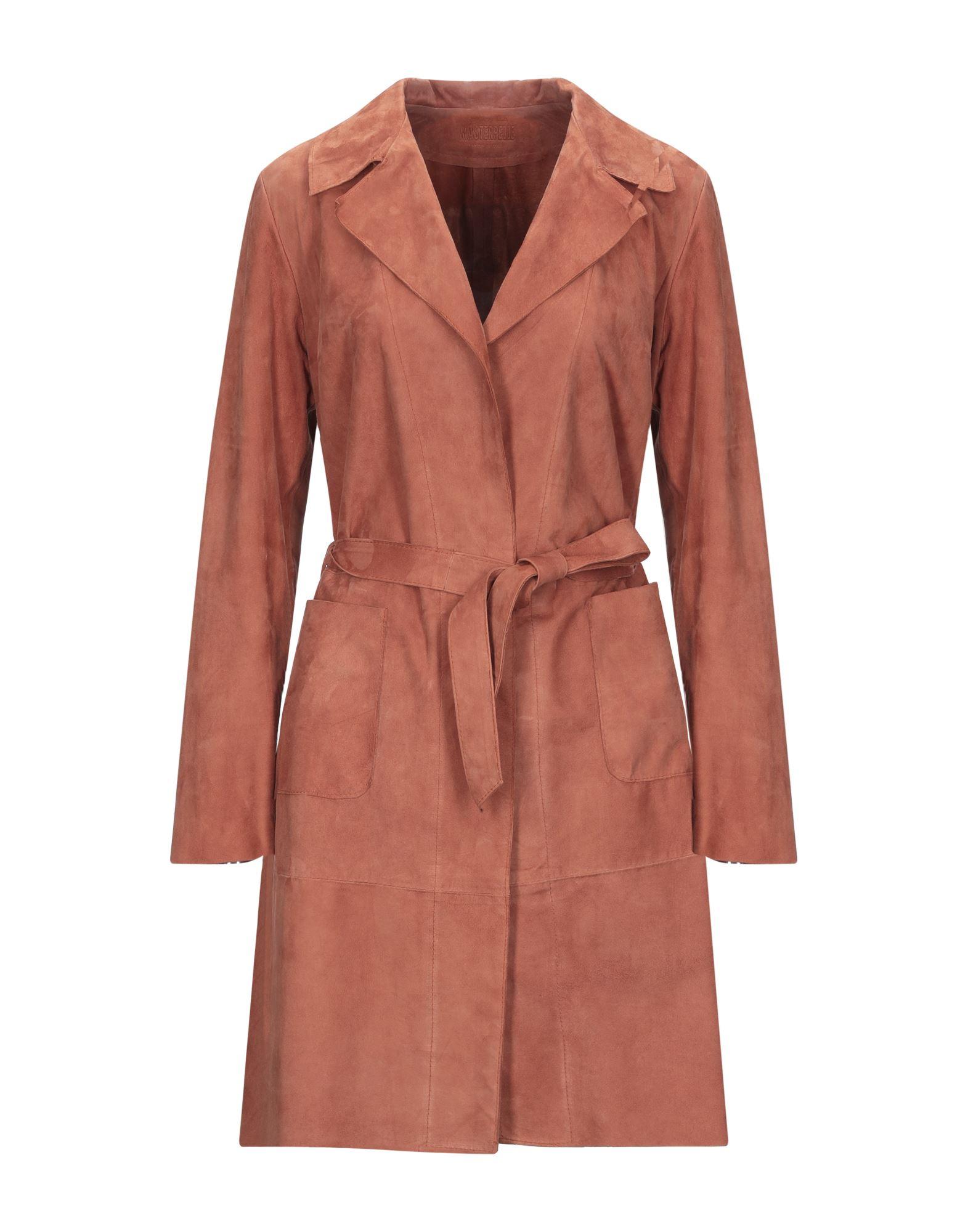 MASTERPELLE Легкое пальто