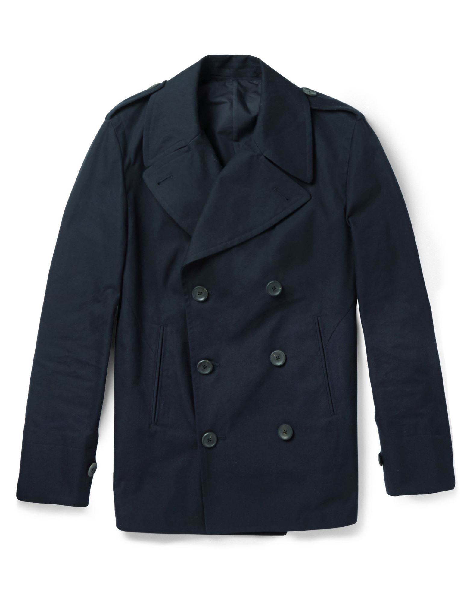 DUNHILL Легкое пальто