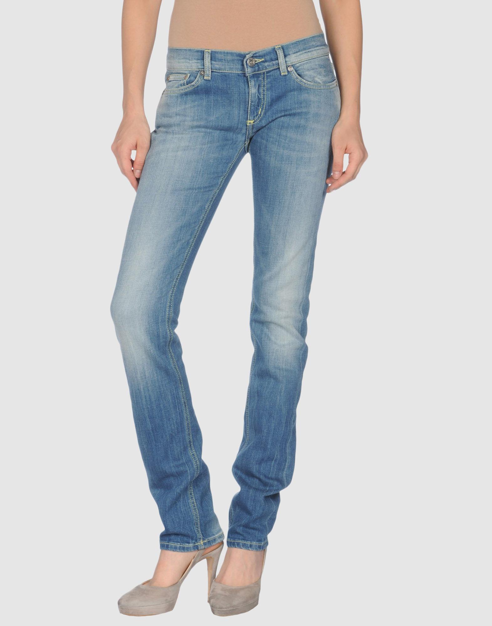 DONDUP Джинсовые брюки