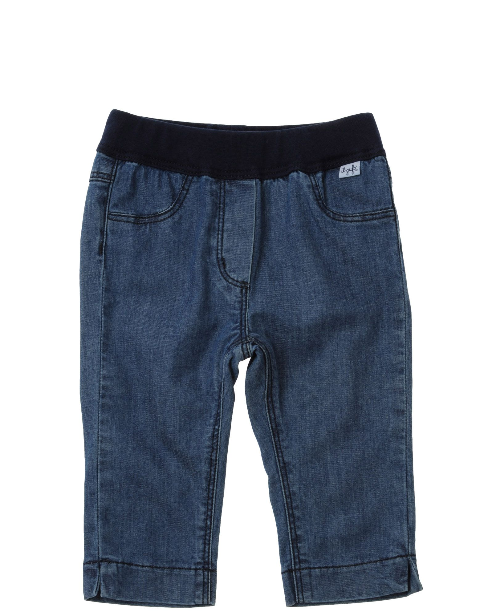 IL GUFO Джинсовые брюки