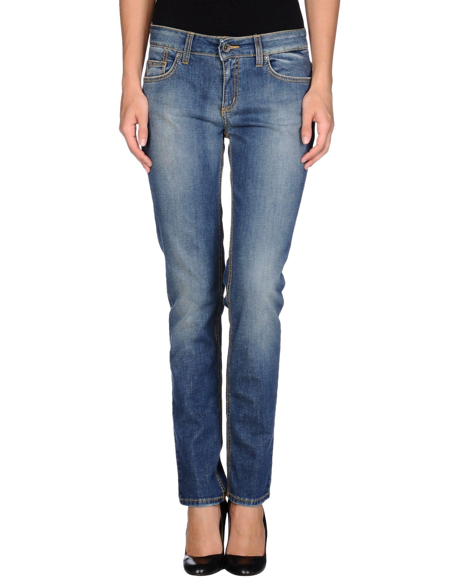 AJAY Джинсовые брюки цена 2017