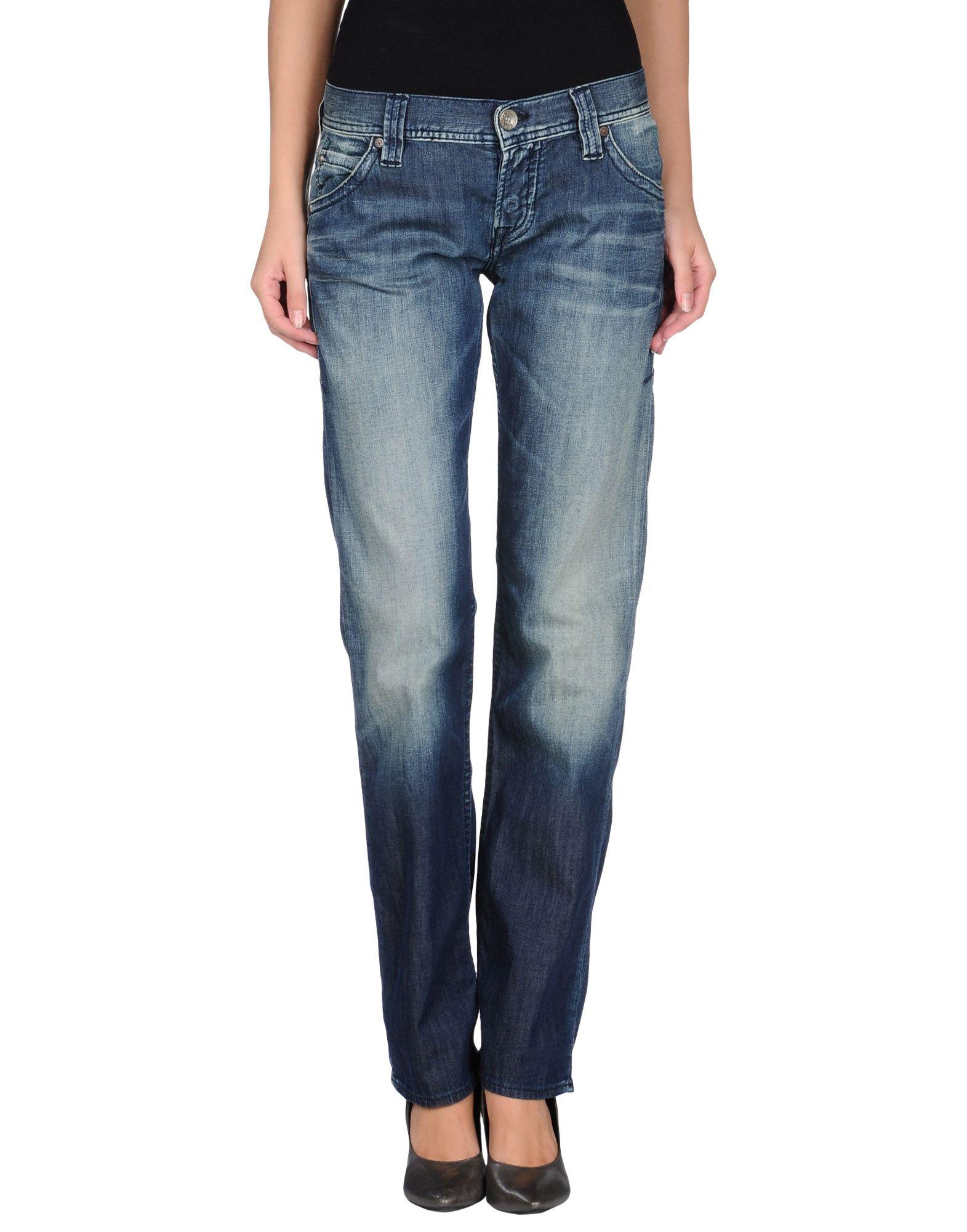 NOLITA DE NIMES Джинсовые брюки nolita de nimes джинсовые брюки