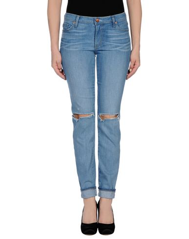 Джинсовые брюки от A.N.D.