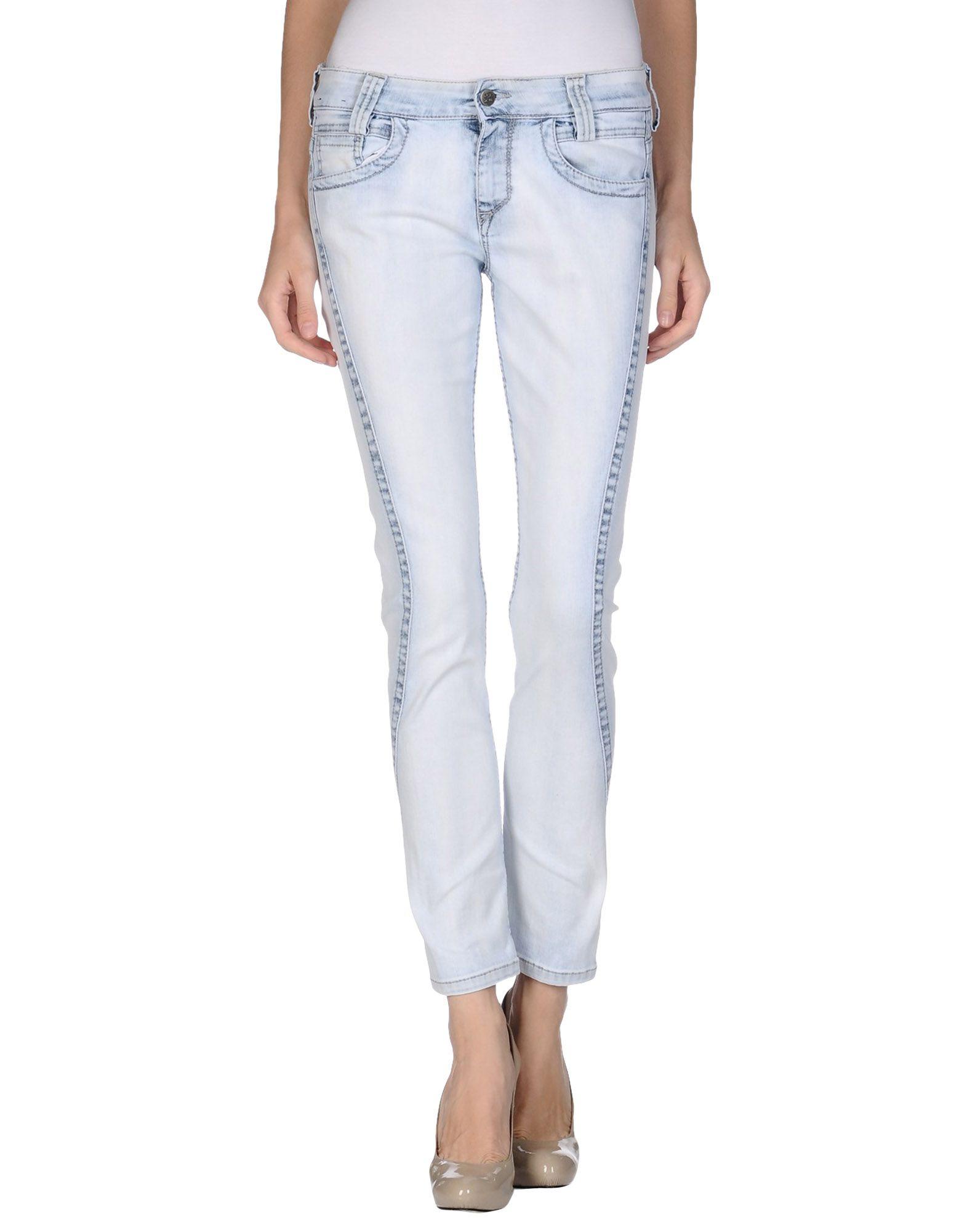 MELTIN POT KLSH Джинсовые брюки meltin pot klsh джинсовые брюки