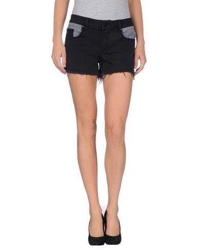 Foto PIECES Shorts jeans donna