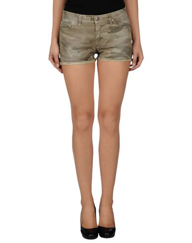 Foto PINKO GREY Shorts jeans donna